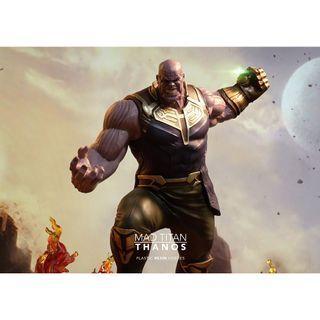 Iron Studios 1/10 Infinity War Thanos Polystone Statue