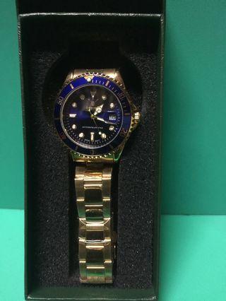 🚚 DEERFUN藍手錶