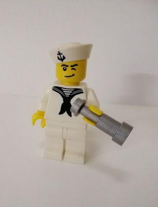 LEGO minifigure sailor