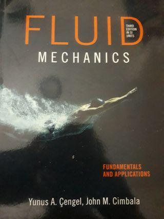 FLUID MECHANICS 3ed in SI units