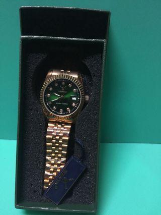 DEERFUN綠手錶