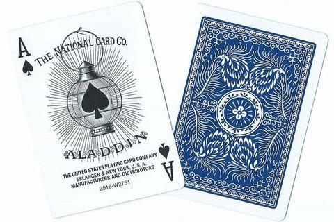 Aladdin 1001 decks