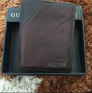 Guess Brown Wallet, reprice!