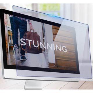 防藍光電腦屏幕罩免安裝(適合各螢幕及蘋果iMac)