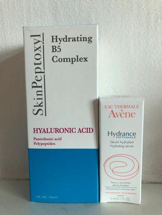 SkinPeptoxyl Hyaluronic Acid (with free Avène Hydrance Optimale - Hydrating Serum)