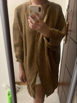 🚚 長版罩衫