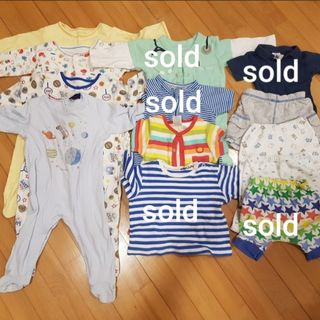 Good Petit Bateau Brand Unisex Size 3 Months Price Remains Stable One-pieces Clothing, Shoes & Accessories