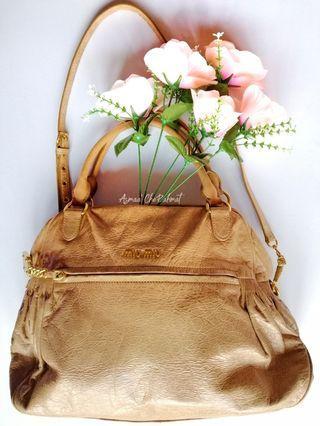 100%Authentic MIU MIU tote handbag