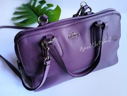 100%Authentic COACH 2 ways tote shoulder handbag