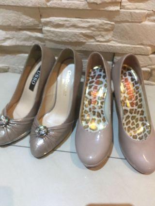 高雅仕女高跟鞋22.5(79/188元)