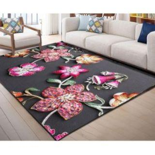 40cmx60cm carpet delightful floral Yu