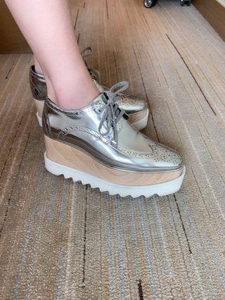 Stella McCartney 女神鞋 厚底鞋