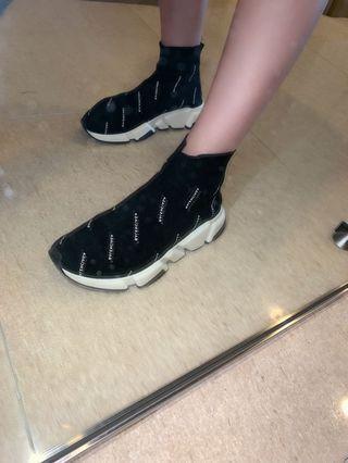Balenciaga 波鞋 襪鞋