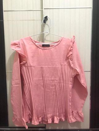 Sugar kleren pink