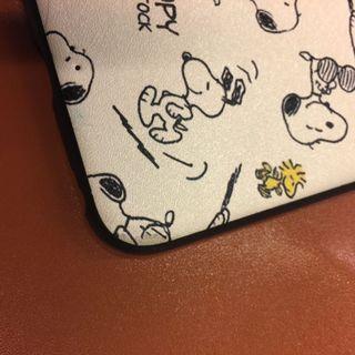 🚚 Snoopy史努比蠶絲手機殼(滿版)
