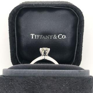 Tiffany Classic 0.70ct Solitaire
