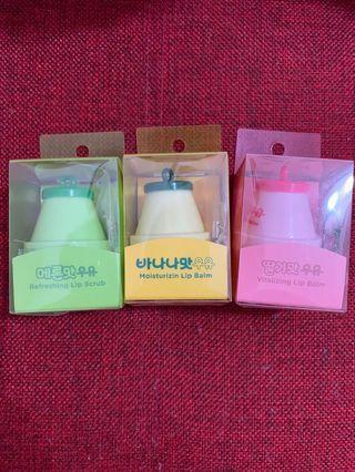 韓國護唇膏