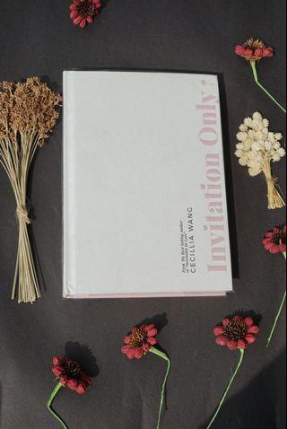 Novel Invitation Only karya Cecillia Wang (original)