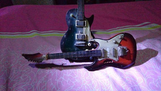 #BAPAU Pajangan Gitar Listrik
