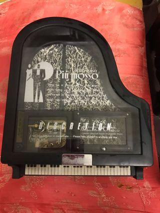 鋼琴 音樂盒 piano music box
