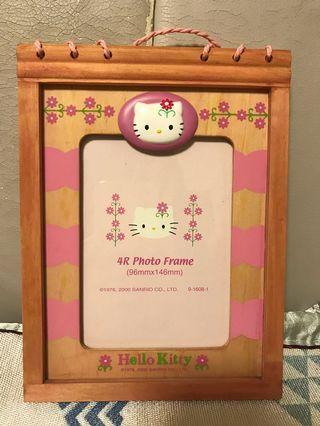 Hello Kitty 相架 photo frame