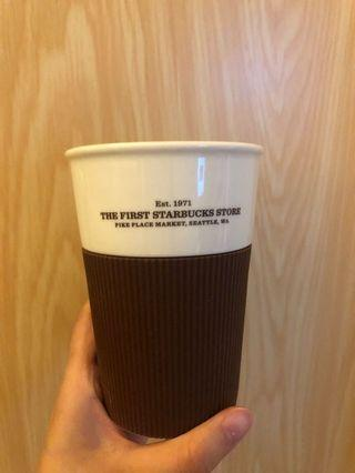全新未用過購自美國 Starbucks 杯 mug tumbler 保溫杯