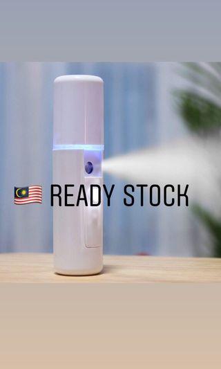 Mini Face Mist Nano Humidifier Beauty Secret -Ready Stock