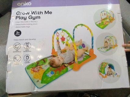 Play Gym for Babies #mayfree
