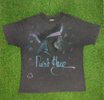 Vintage 90s Jimi Hendrix Purple Haze Tshirt