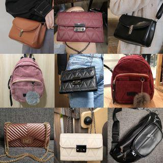 Affordable Taiwan Bags Super Nice
