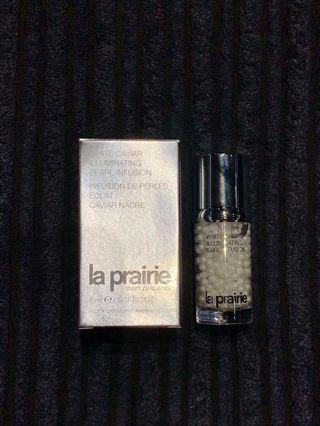 La Prairie White Caviar Illuminating Pearl Infusion 5ml 魚子珍珠導入精華