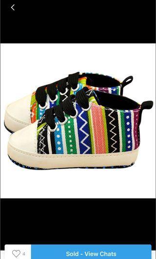 🚚 Baby prewalker shoe