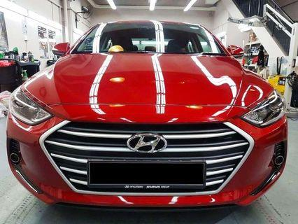 Sep 17 Hyundai Elantra for Rent
