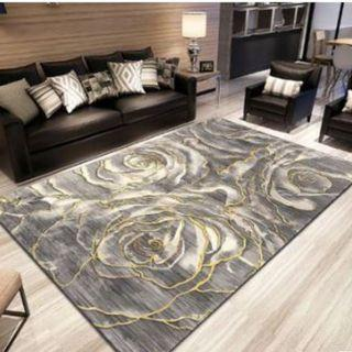 40cmx60cm carpet Golden rose Yu