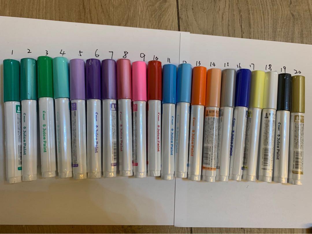 水性顏料筆