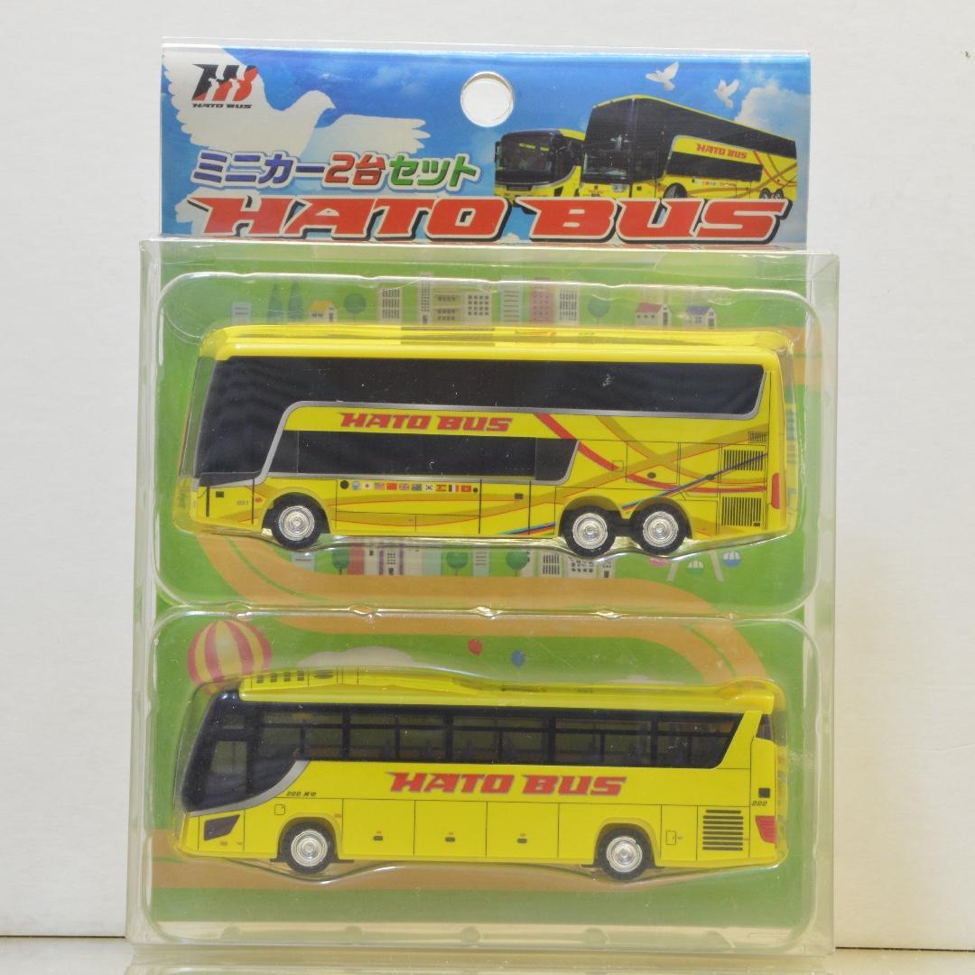 日本 東京 Hato Bus 哈多巴士 2架套裝 2017年版