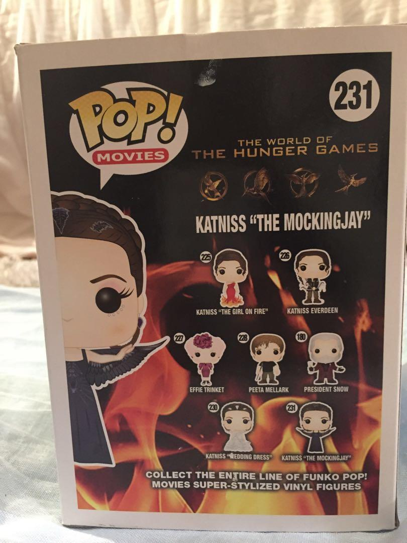 ♡ Katniss the Mockingjay Funko Pop