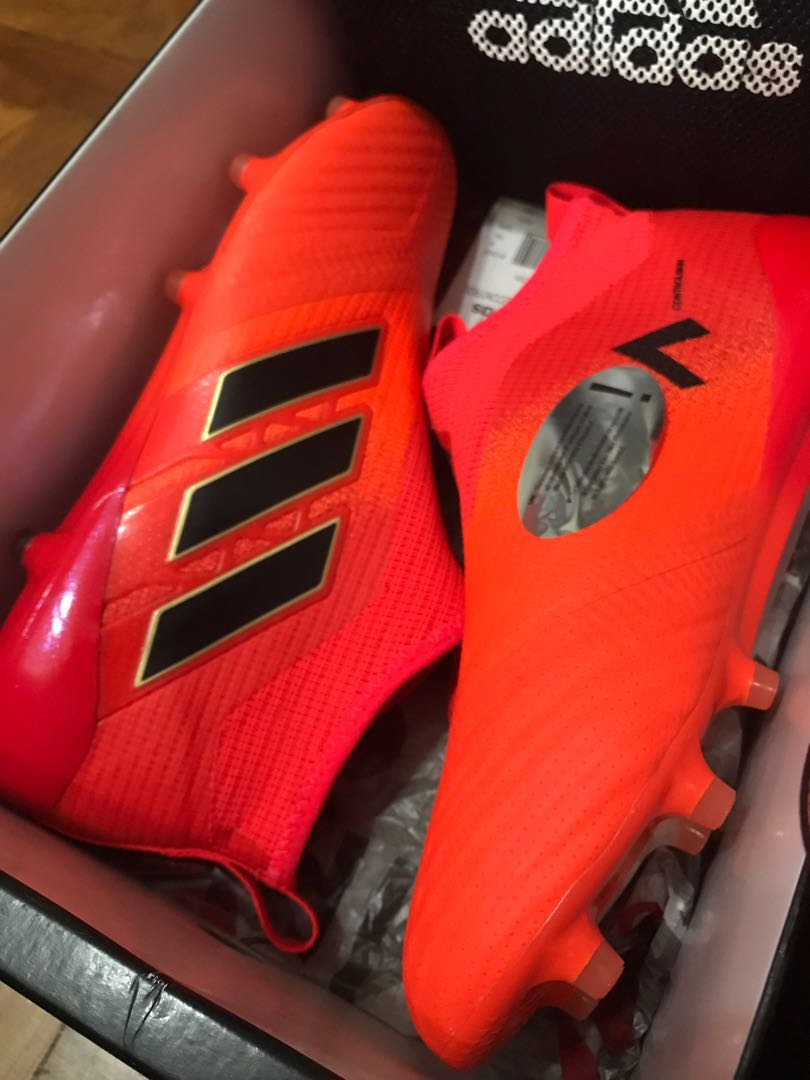 new style 4f850 143b6 Adidas Ace 17+ Pure Control FG Football Boots