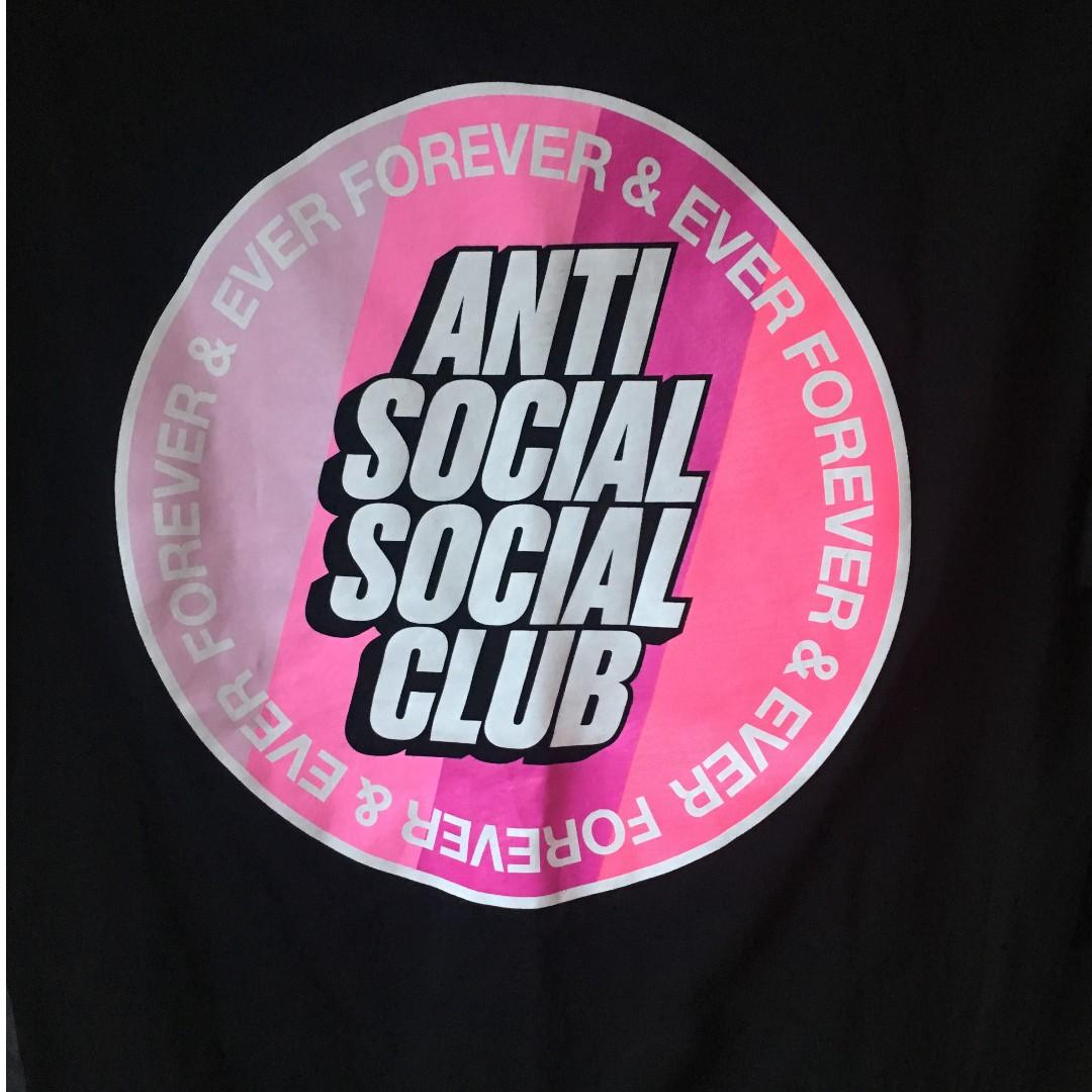 Anti Social Social Club - Forever and Ever - ONLY WORN ONCE PERFECT CONDITION
