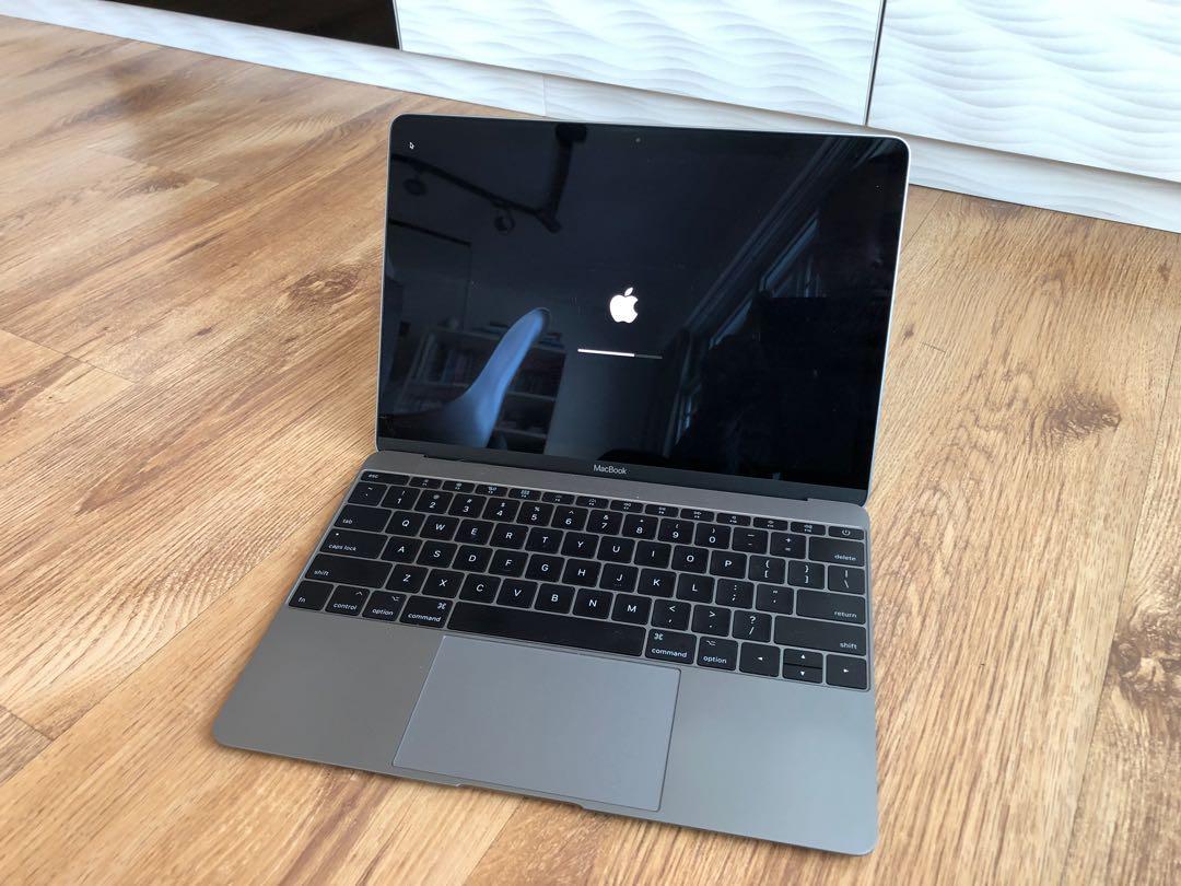 """Apple MacBook 12"""" bought in 2018, Grey/1.3GHz i5/512GB SSD/In-warranty"""
