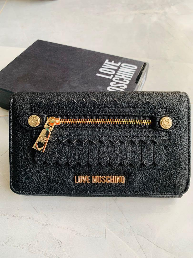 Authentic MOSCHINO Wallet