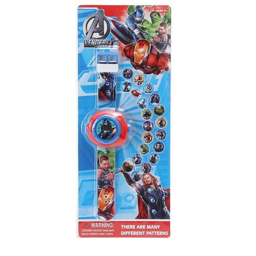Avenger or Superhero Theme Goodies Bag|Projector Watch|Ready Stock!