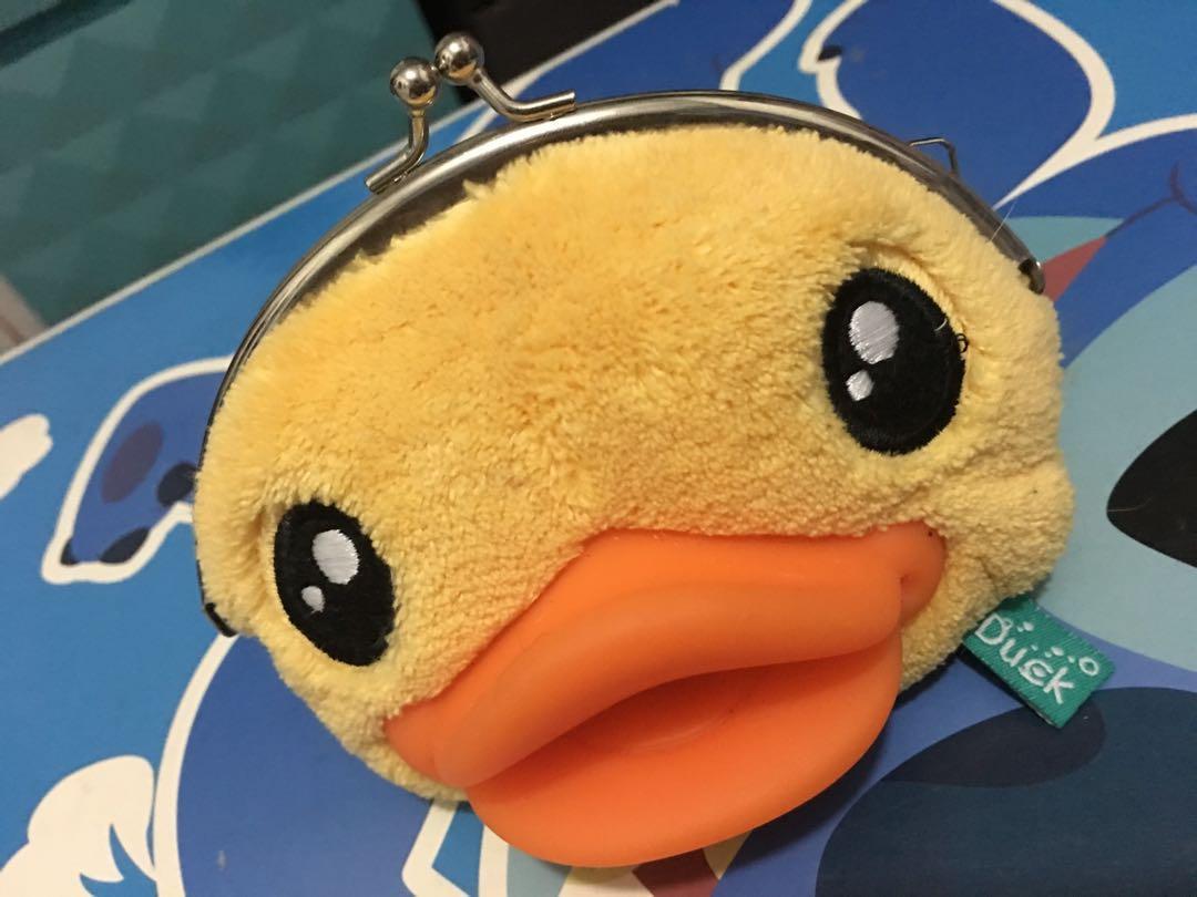 B Duck銀包仔