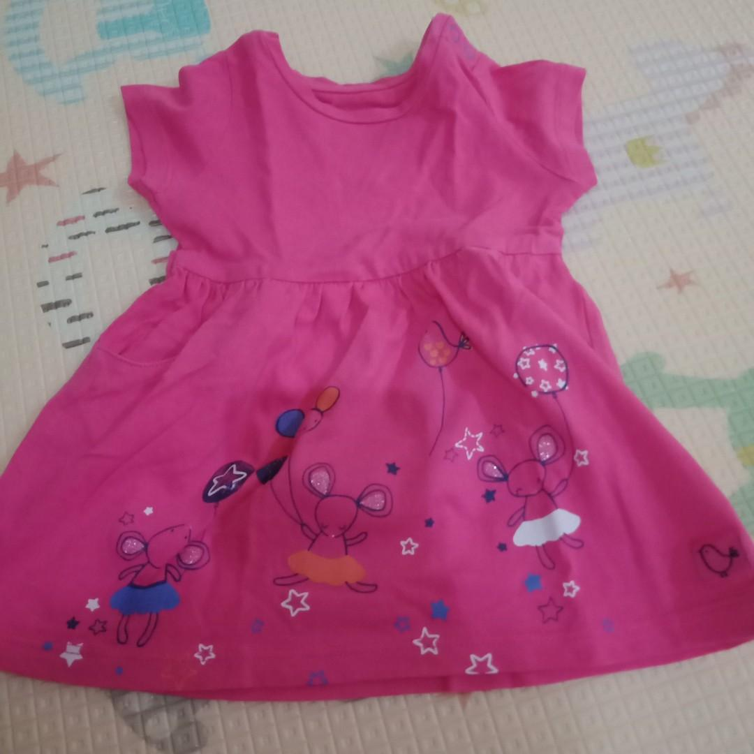baby dress mothercare