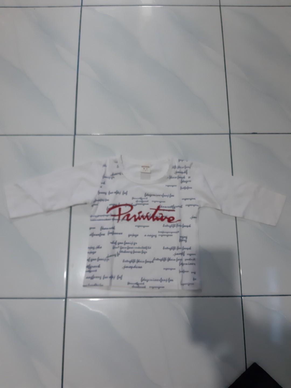Baju Lengan Panjang & Celana Pendek Anak