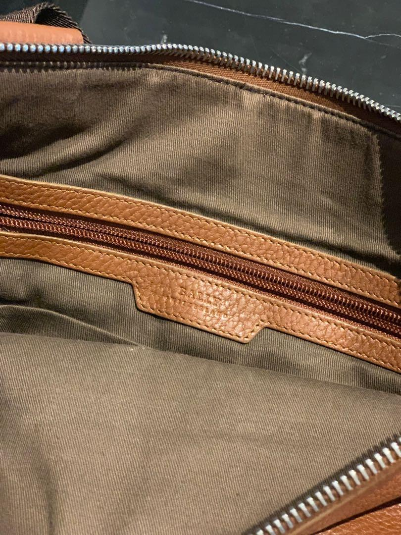 Bally Leather Sling Bag