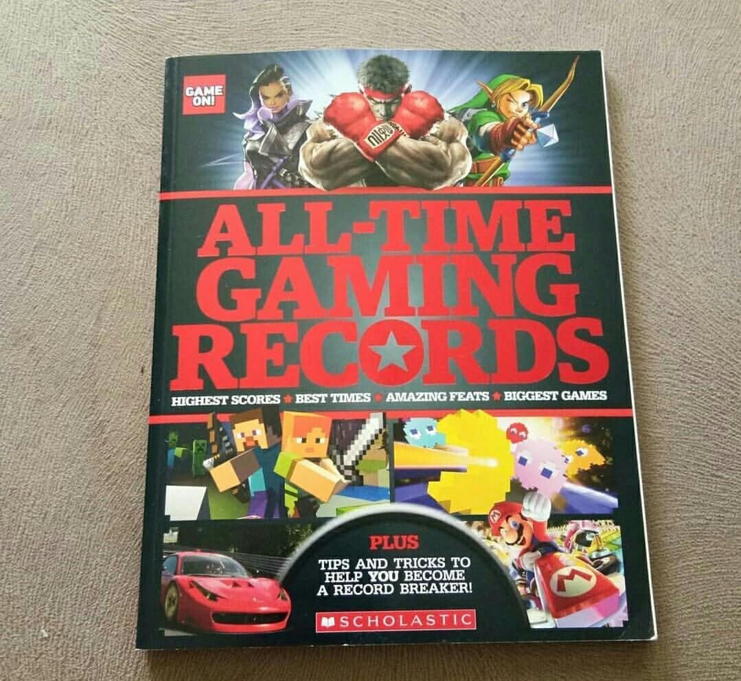 #bapau all time gaming records