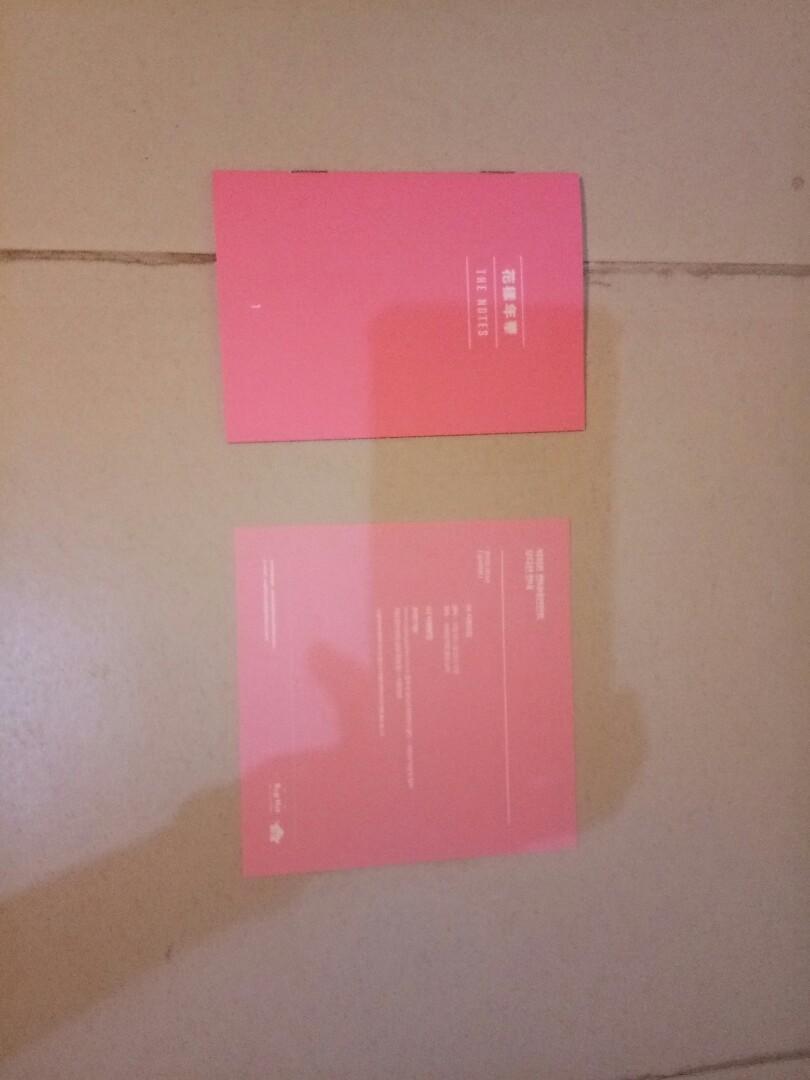#bapau BTS MAP OF THE SOUL : PERSONA VERSI 1 ALBUM ONLY + POSTER