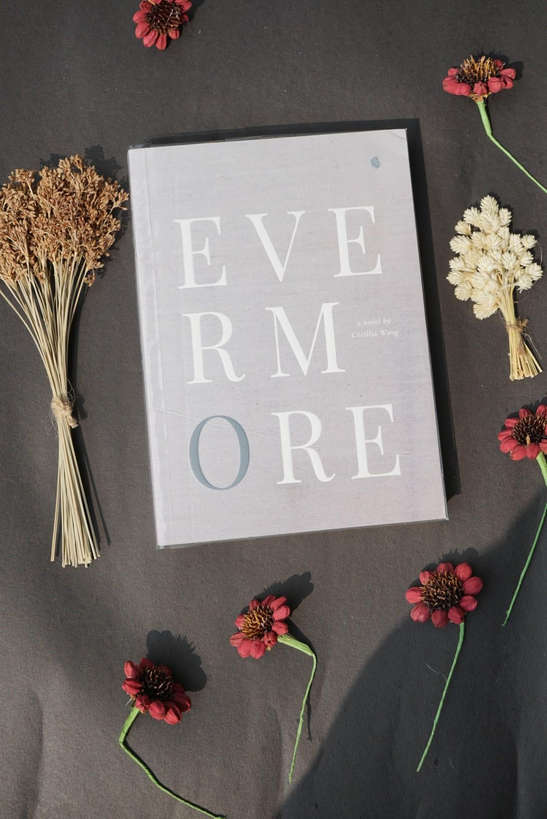 Novel Evermore karya Cecillia Wang (original)