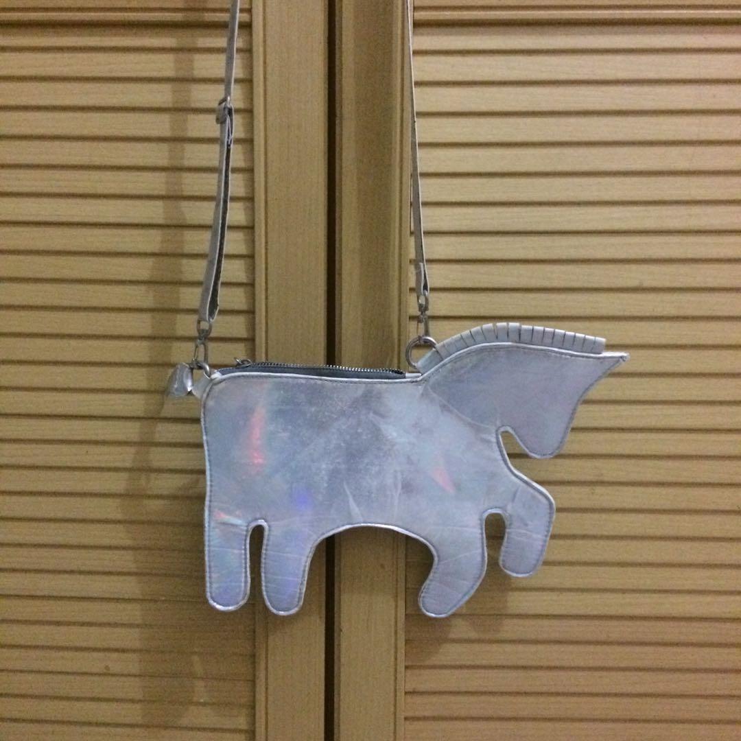 #BAPAU Unicorn Sling Bag